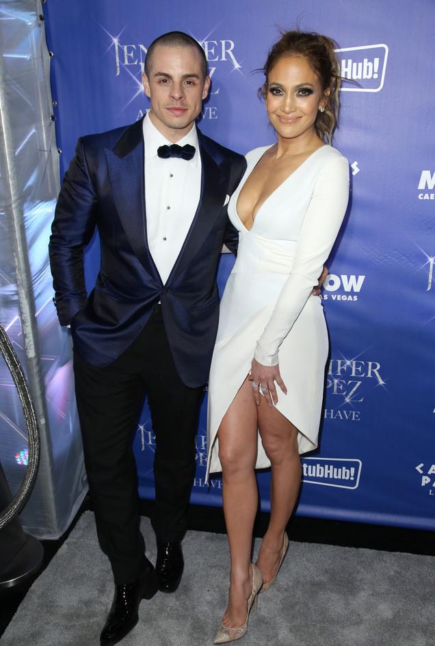 Дженнифер Лопес собралась замуж за своего молодого возлюбленного