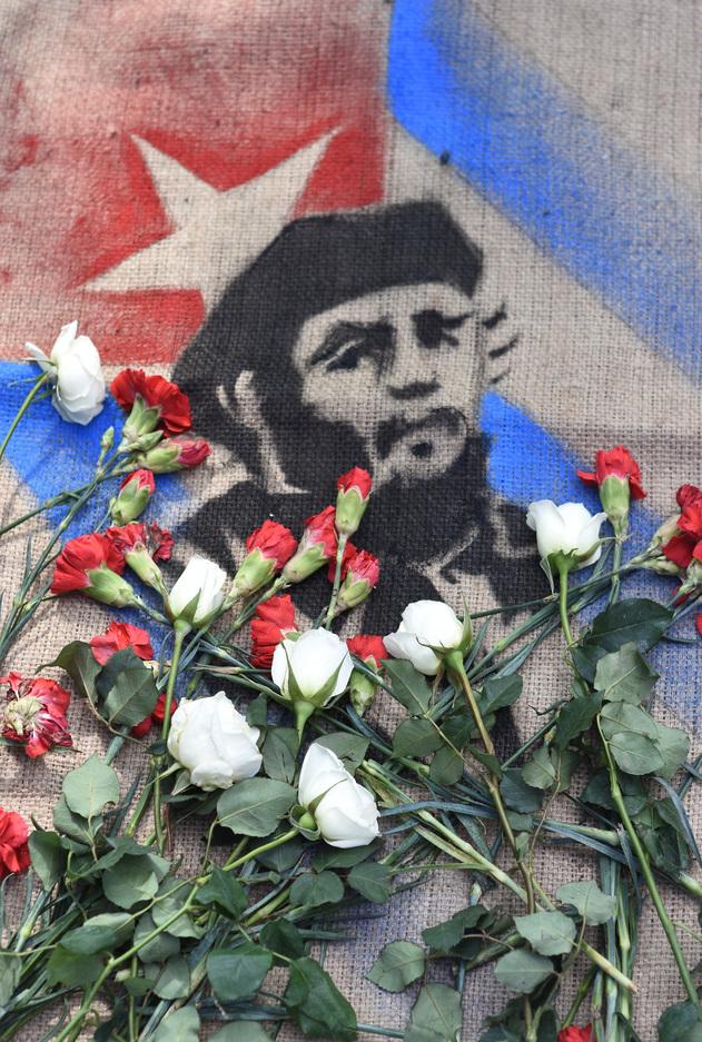 Умер 90-летней Фидель Кастро