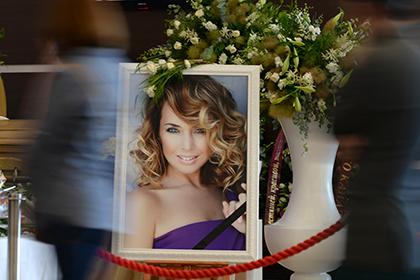 В Москве похоронили Жанну Фриске