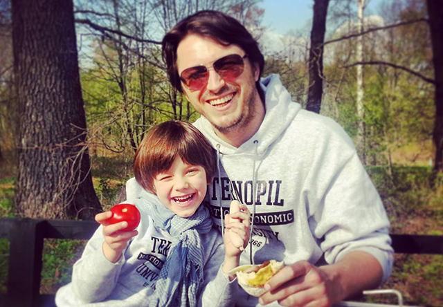 Мама Сергея Притулы: Мой сын никогда не был обделен женским вниманием