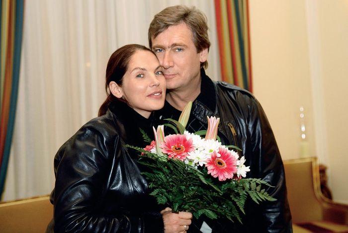 Влада Литовченко муж