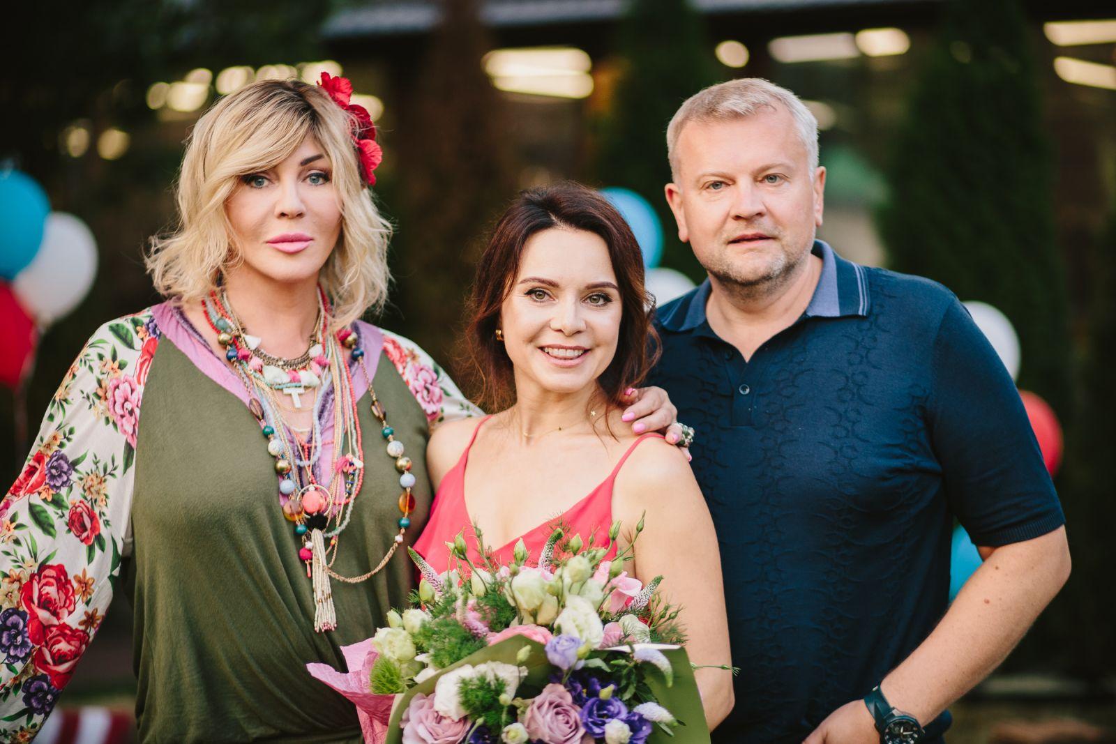 Ирина Билык, Маша Ефросинина, Николай Тищенко: звезды на дне рождения Лилии Подкопаевой