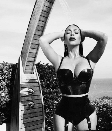 """Ким Кардашьян о своей диете: """"Это чертовски трудно!"""""""