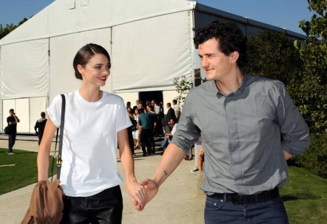 Откровенно: Миранда Керр рассказала о расставании с Орландо Блумом и счастливом романе с Эваном Шпигелем