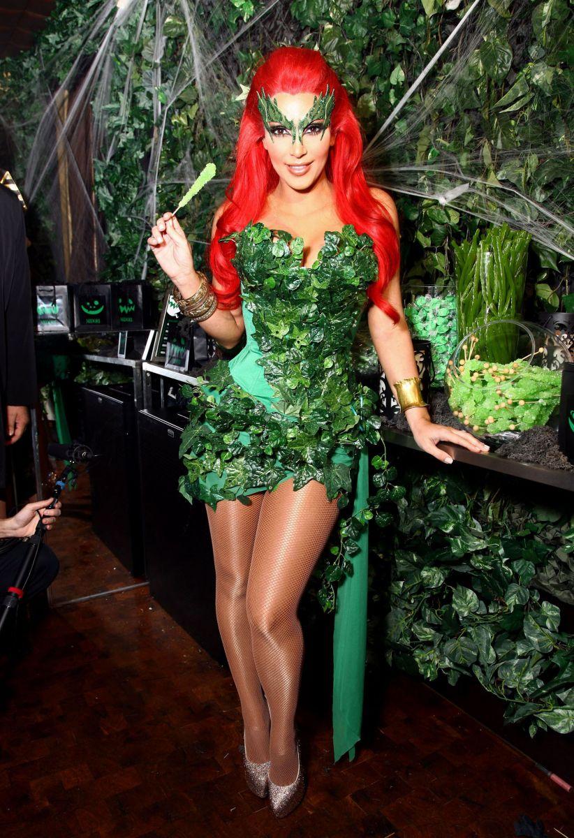 Самые сексуальные костюмы звезд на Хэллоуин