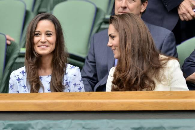 СМИ: Кейт Миддлтон назовет дочь в честь сестры