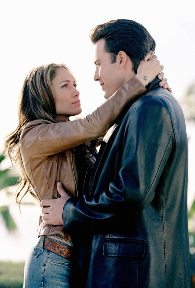 """Дженнифер Лопес о своих отношения с Беном Аффлеком: """"Это была настоящая любовь"""""""