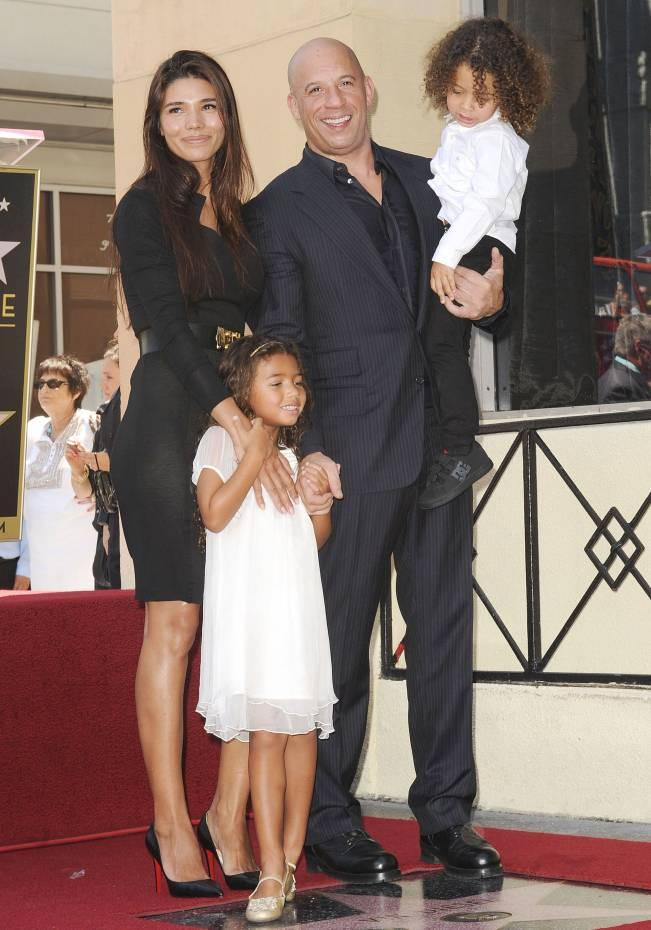 Вин Дизель станет отцом в третий раз