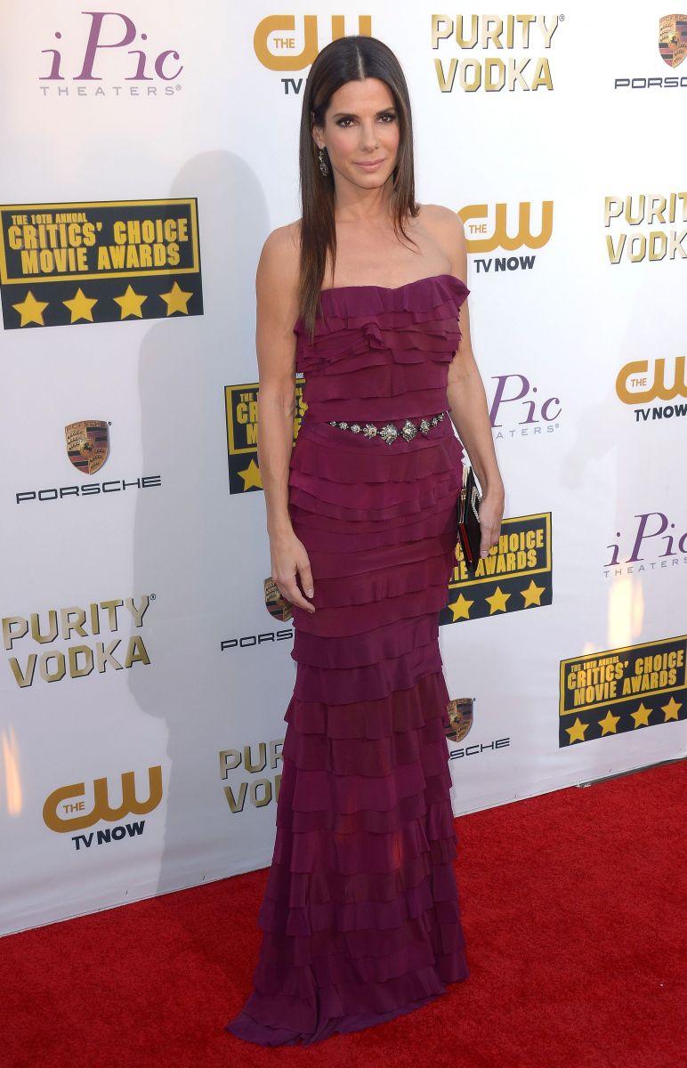 Сандра Баллок - самая красивая женщина мира по версии People