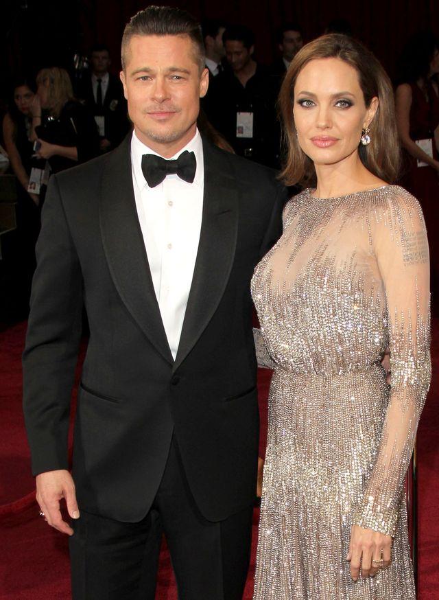 Джоли и Питт лично встретились с принцом Уильямом и Кейт Миддлтон - СМИ