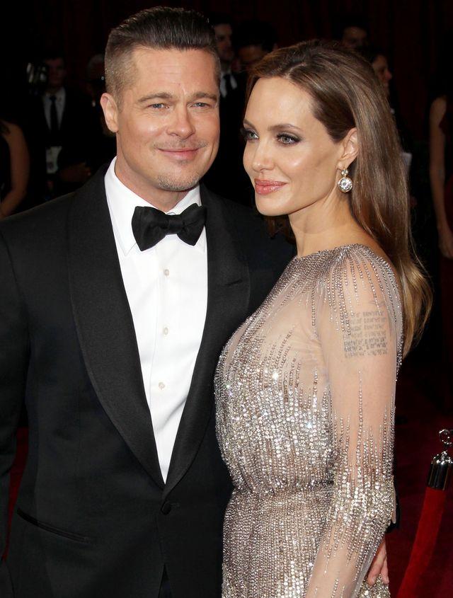 Анджелина Джоли и Брэд Питт на грани развода - СМИ
