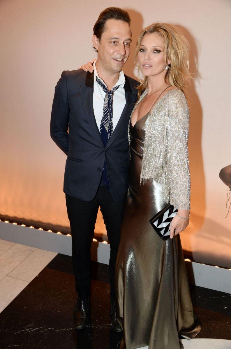 Звездный скандал: бывший супруг Кейт Мосс хочет заработать на продаже ее фото