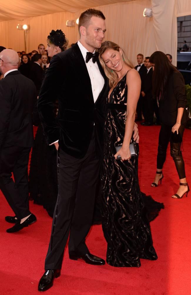 СМИ: Жизель Бундхен и Том Брэди на грани развода