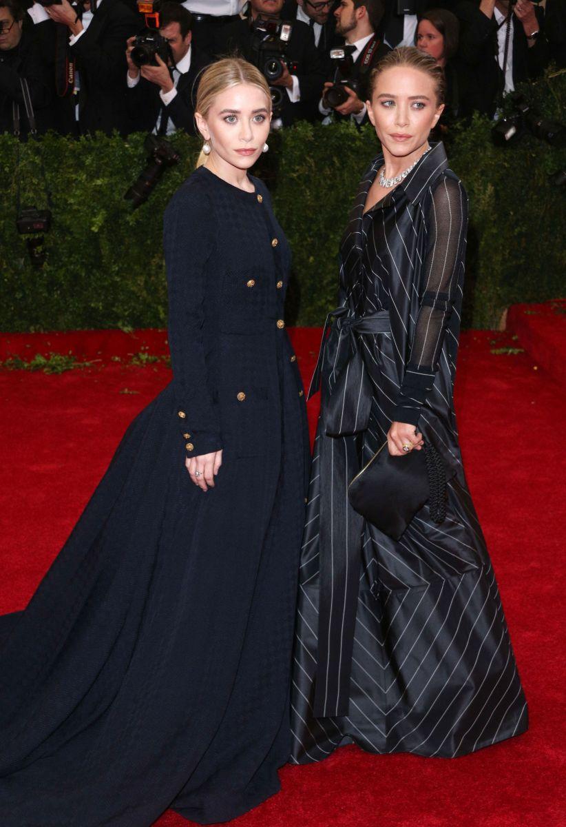 Мэри-Кейт и Эшли Олсен фото