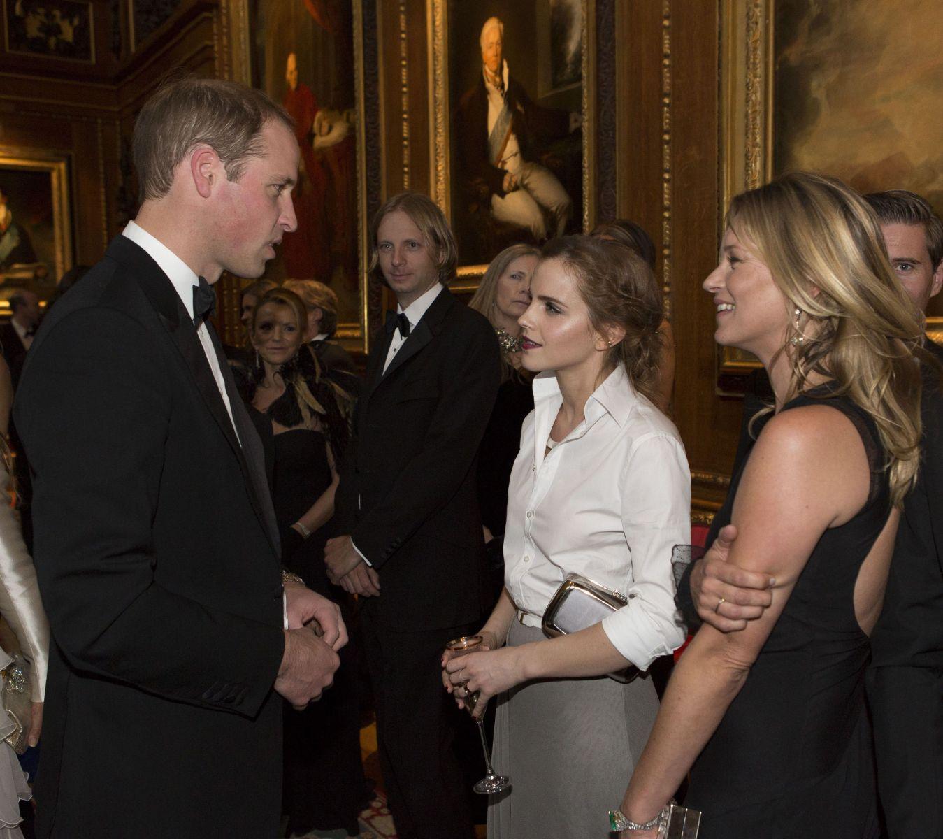 СМИ: Эмма Уотсон стала новой фавориткой принца Гарри?