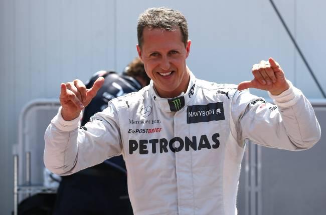 Официально: знаменитый автогонщик Михаэль Шумахер идет на поправку