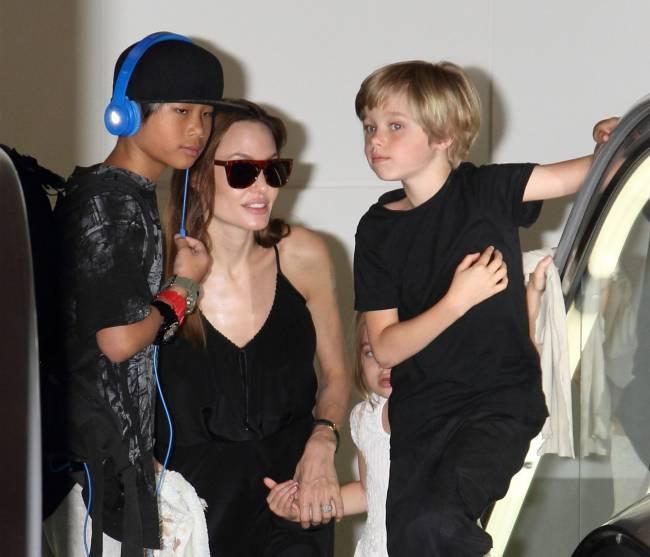 Вся в отца: стало известно, чем увлекается дочь Брэда Питта и Анджелины Джоли Шайло