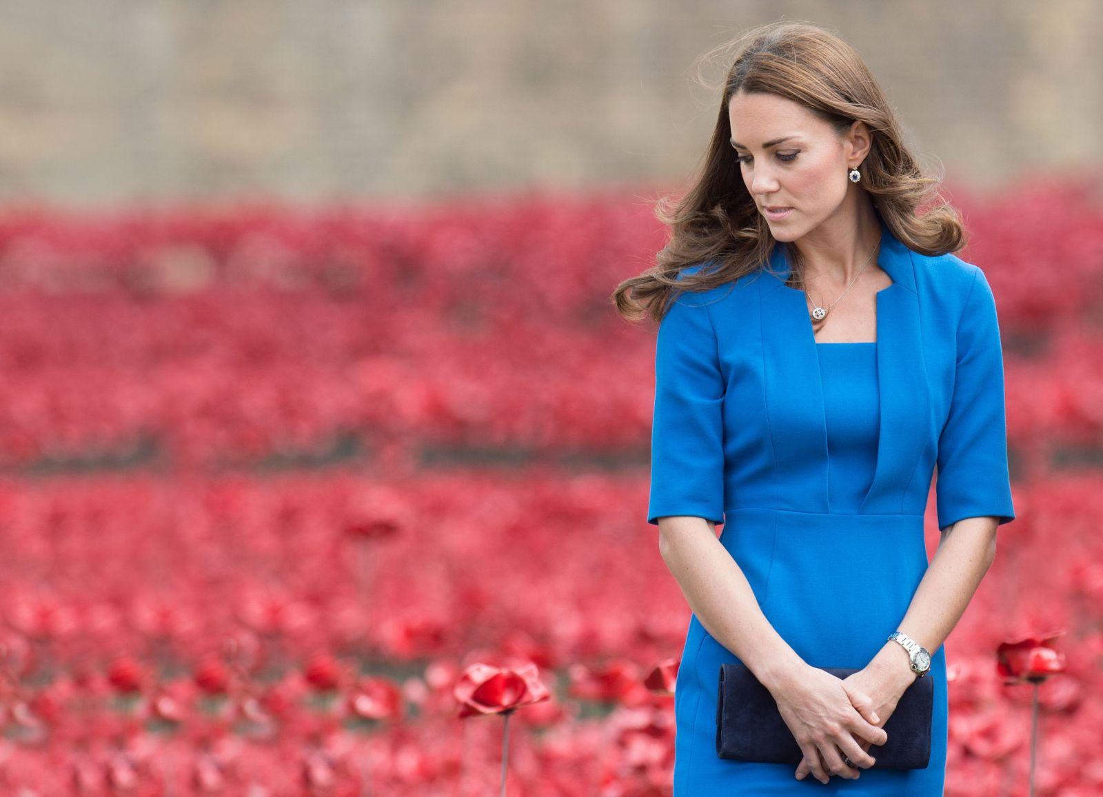Кейт Миддлтон ждет второго ребенка