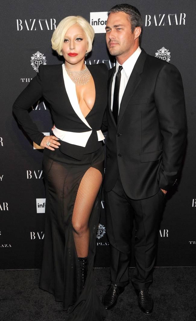 Семейное гнездышко: Леди Гага и Тейлор Кинни собираются купить пентхаус