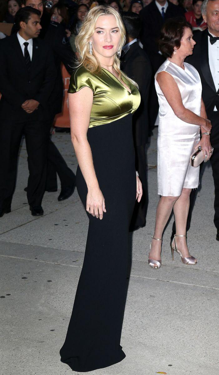 Кейт Уинслет блистает на кинофестивале в Торонто