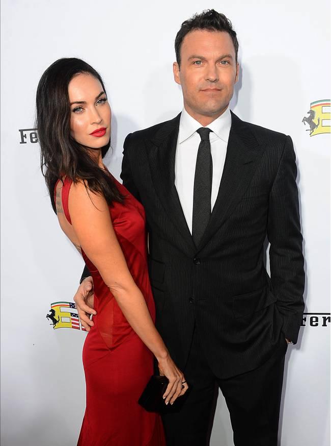 После развода Меган Фокс будет выплачивать мужу алименты - СМИ