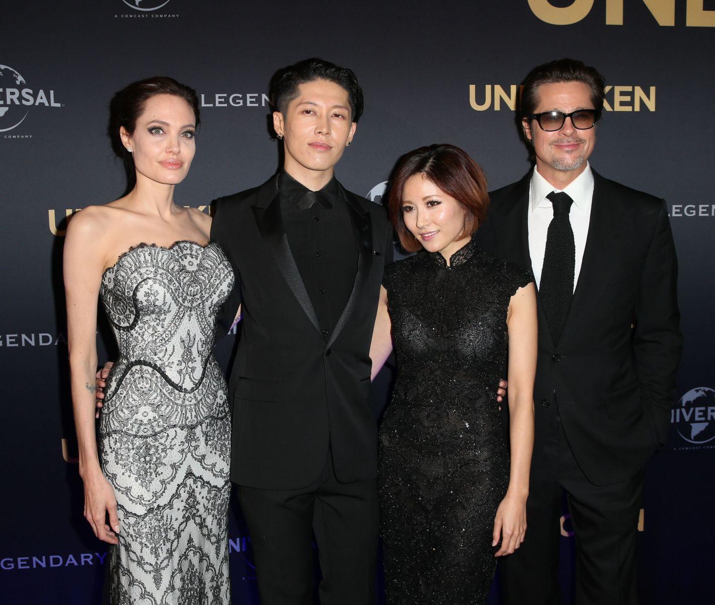 Анджелина Джоли блистает на премьере своего нового фильма