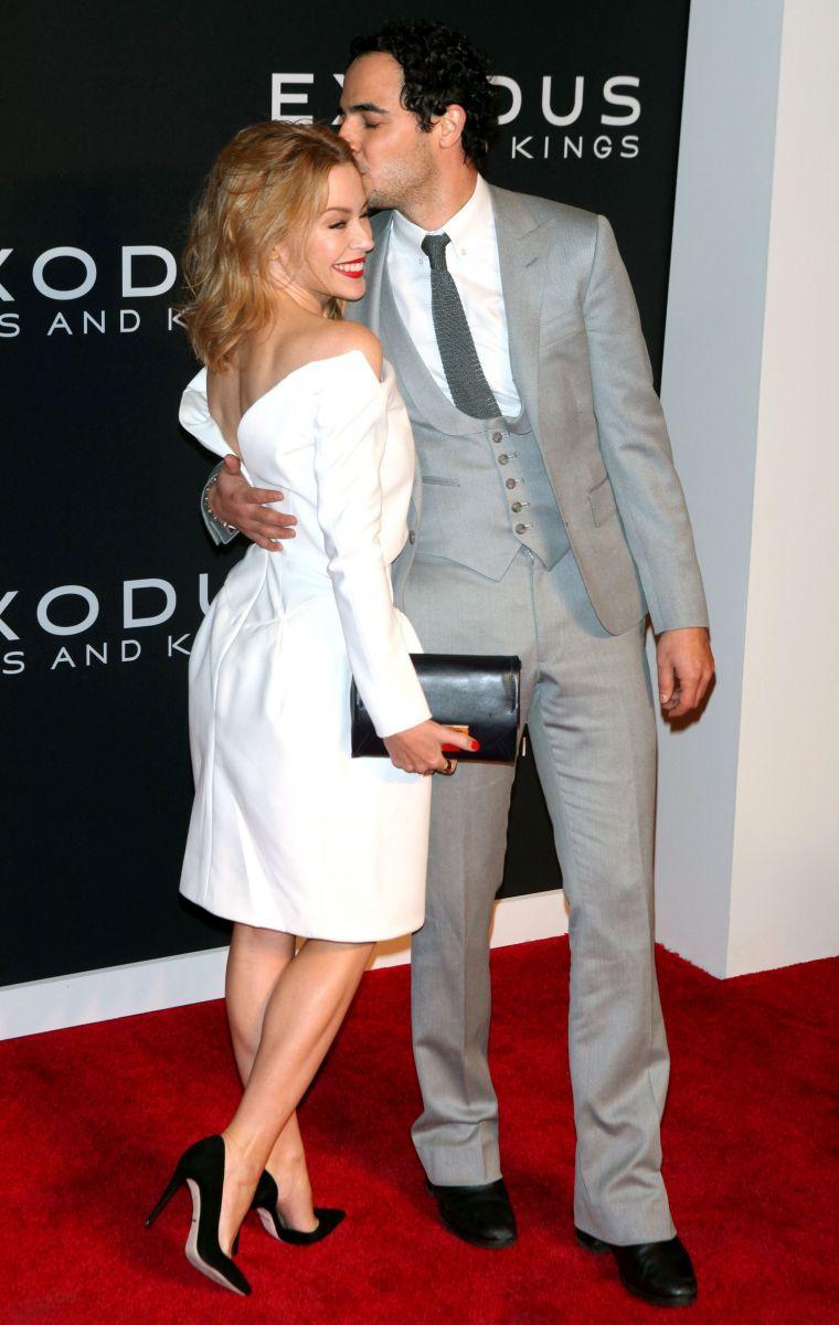 Кайли Миноуг блистает на премьере