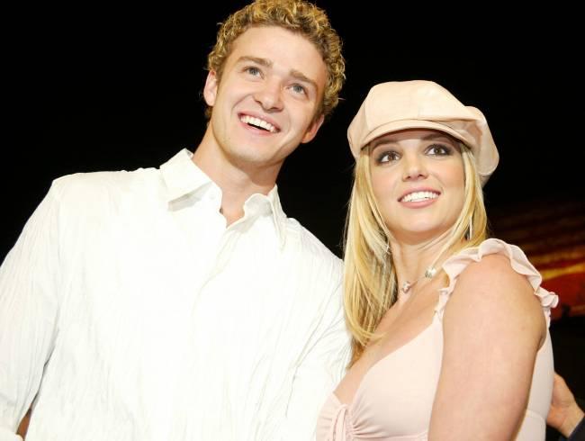 Бритни Спирс «Мне было лет 13. И это был Джастин Тимберлейк, моя первая любовь»