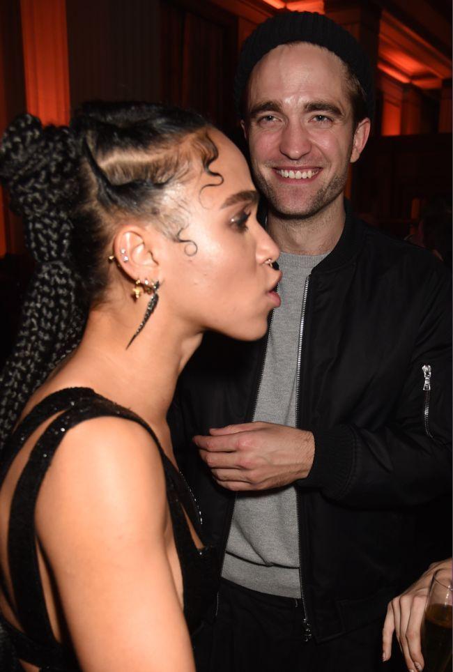 Всегда вместе: Роберт Паттинсон и Талия Бернетт посетили афтепати BRIT Awards