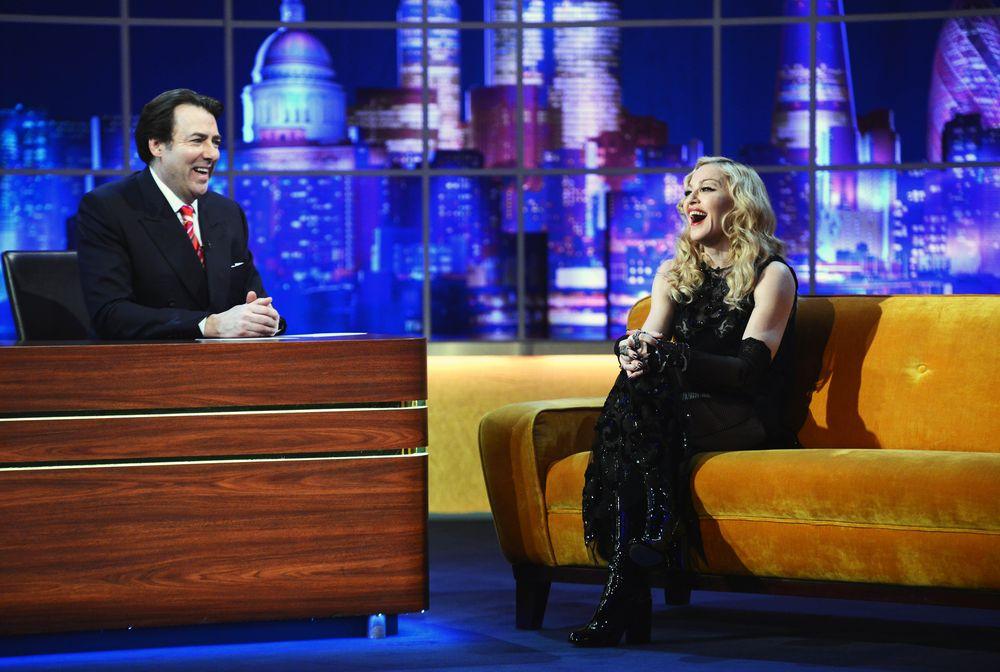 Мадонна разрешила попробовать своей дочери наркотики и алкоголь