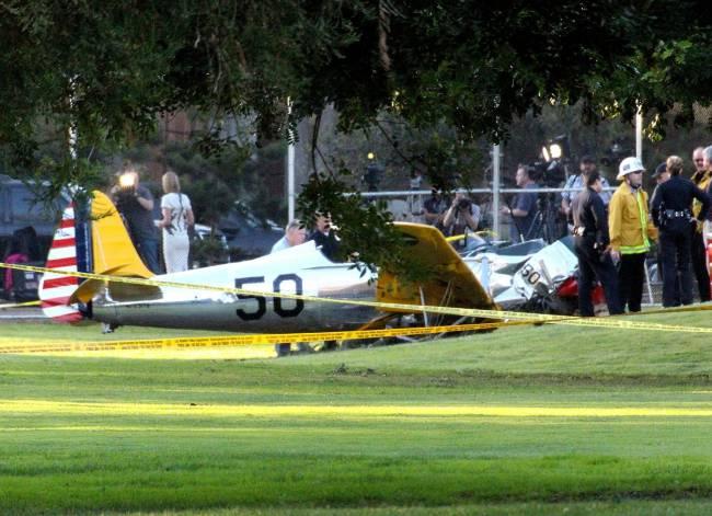Врачи впервые рассказали о состоянии Харрисона Форда после авиакатастрофы