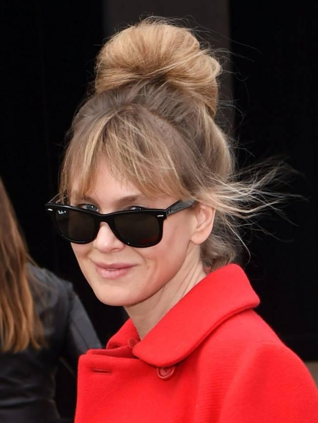 СМИ: Рене Зеллвегер вернула себе прежнее лицо