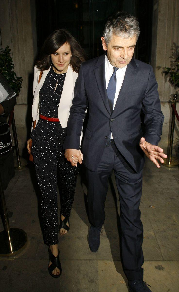 """Звезда сериала """"Мистер Бин"""" Роуэн Аткинсон развелся со своей женой ради молодой пассии"""