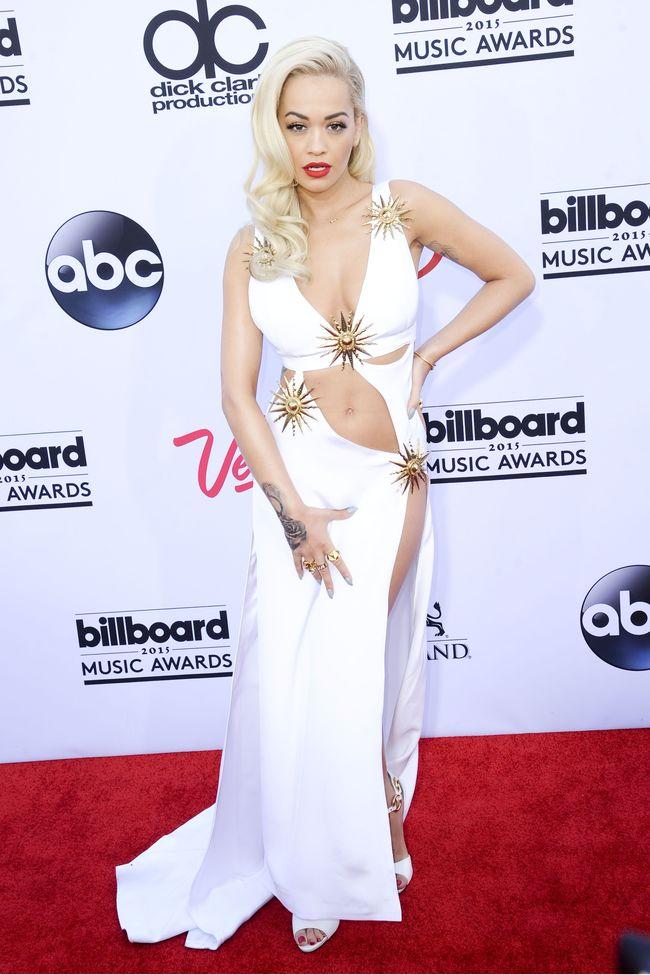 Рита Ора на церемонии Billboard Music Awards-2015