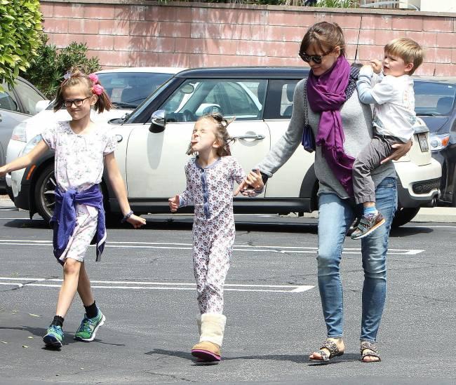 СМИ: Бен Аффлек и Дженнифер Гарнер разводятся