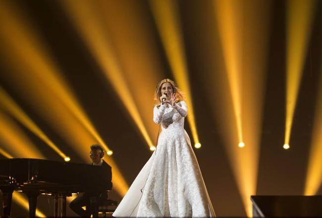 Евровидение-2015: самые яркие наряды участниц второго полуфинала
