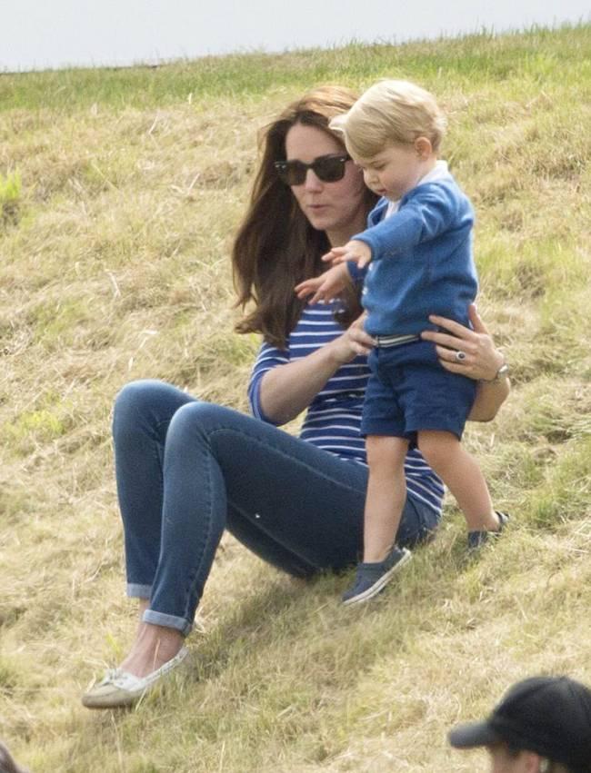 Кейт Миддлтон рассказала, кем в будущем хочет стать принц Джордж