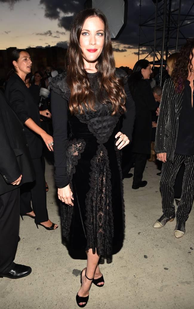 Лив Тайлер призналась, что чувствует себя актрисой второго сорта