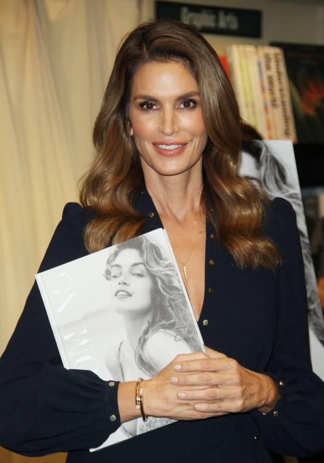 От 70-х годов до наших дней: самые яркие фото Синди Кроуфорд в честь ее 51-летия