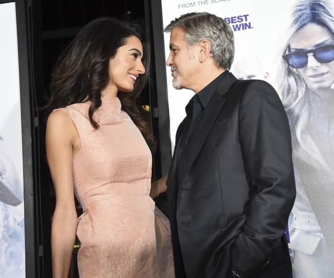 Джордж Клуни рассказал всю правду о беременности своей жены