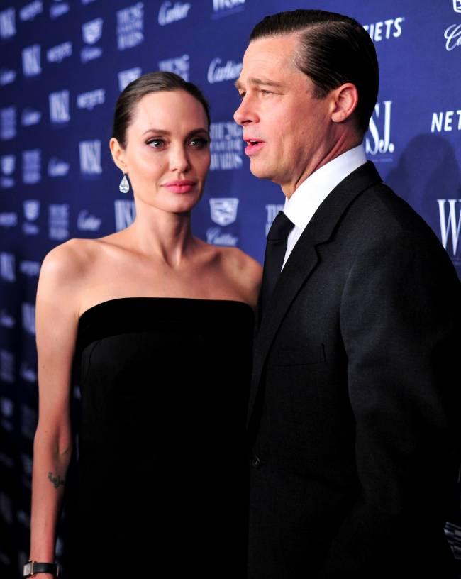 Брэд Питт сдал анализы на алкоголь и наркотики, чтобы доказать ложность заявлений Анджелины Джоли