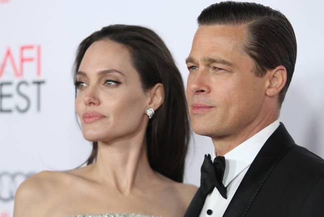 Лучшие из лучших: Анджелина Джоли и Брэд Питт блистают на премьере совместного фильма