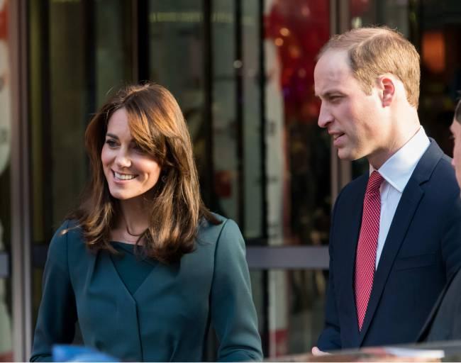 Французский отель отказал Кейт Миддлтон и принцу Уильяму в поселении