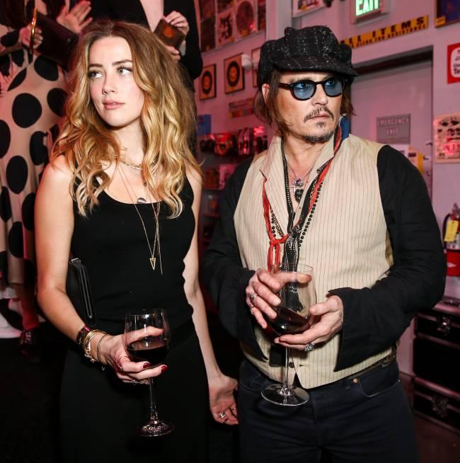 """Эмбер Херд о разводе с Джонни Деппом: """"Это подло и отвратительно"""""""