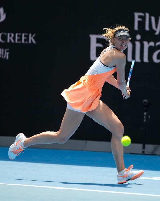 Спортивный скандал: Мария Шарапова призналась в употреблении допинга