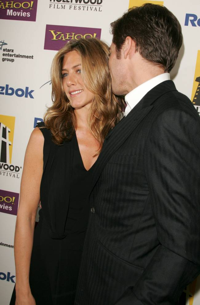 """Джейк Джилленхол о Дженнифер Энистон: """"Я несколько лет был в нее влюблен"""""""