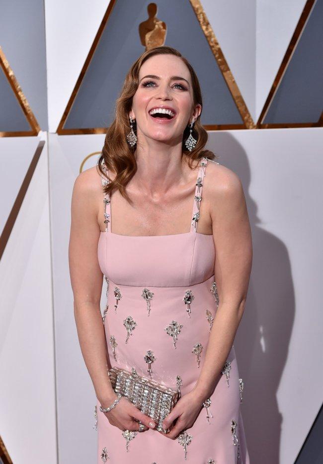 """Трогательно: беременные знаменитости, посетившие """"Оскар"""""""