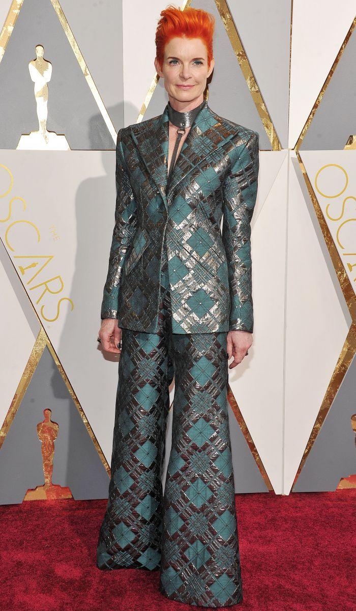 """Модный провал: самые худшие наряды на красной дорожке """"Оскара"""""""