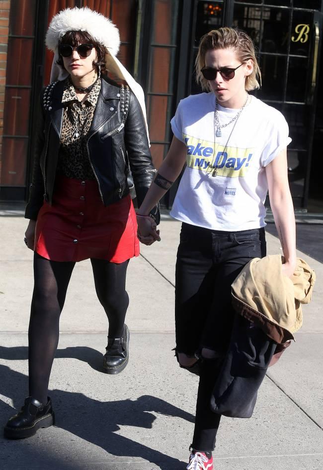 СМИ: Кристен Стюарт рассталась со своей возлюбленной Соко