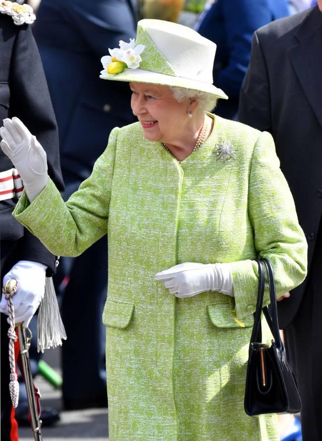 Королева-легенда: Елизавета II отпраздновала 90-летие